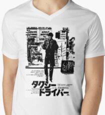 Taxi Driver Men's V-Neck T-Shirt