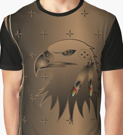 Eagle Nation Graphic T-Shirt
