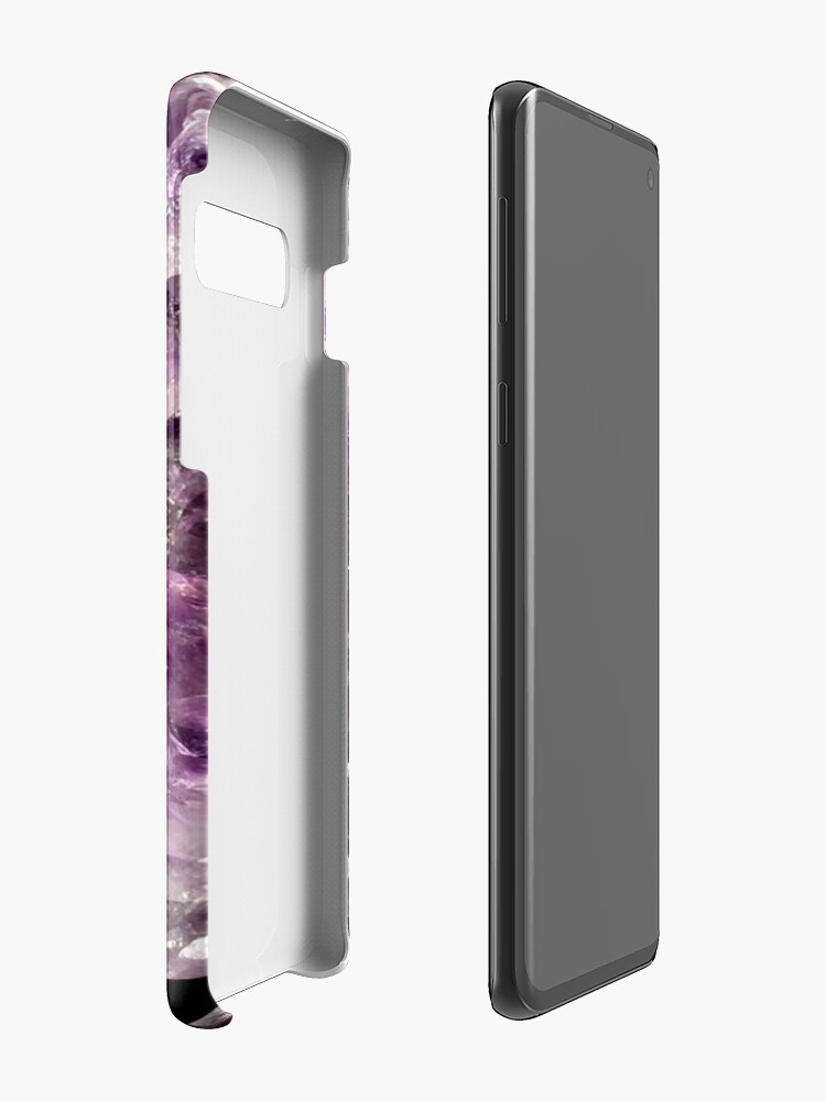 Alternative Ansicht von Marmor Liebe 9 Hülle & Klebefolie für Samsung Galaxy