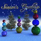 Season's Greetings by Kathy Nairn