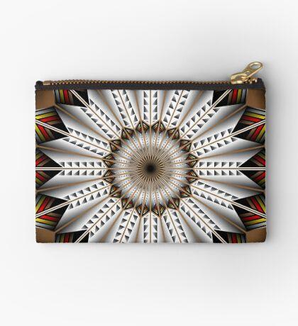 Native Feather Design Studio Pouch
