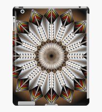 Native Feather Design iPad Case/Skin