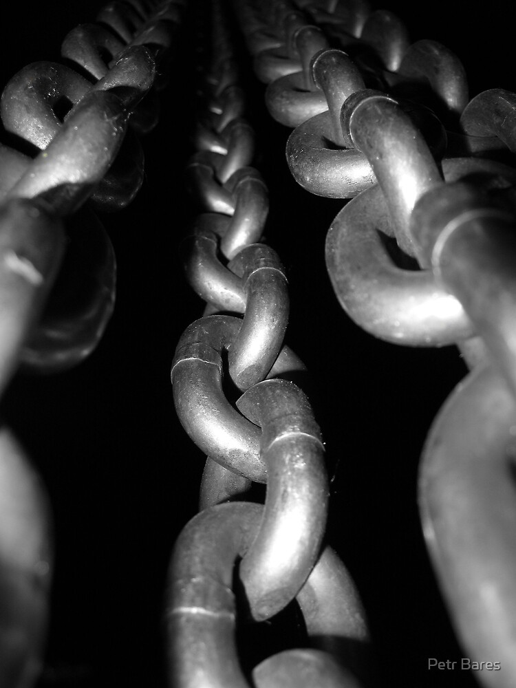Big chain by Petr Bares