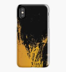 Luxurious Black-Gold Marble  iPhone Case/Skin