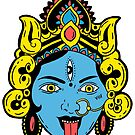 Kali face by theeighth