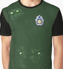 Captain Emerald - Rimmer Graphic T-Shirt