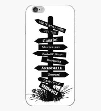 The Lands Of Once Upon A Time iPhone Case