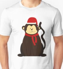 ChristmasMonkey! T-Shirt