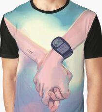 Holding Eleven Graphic T-Shirt