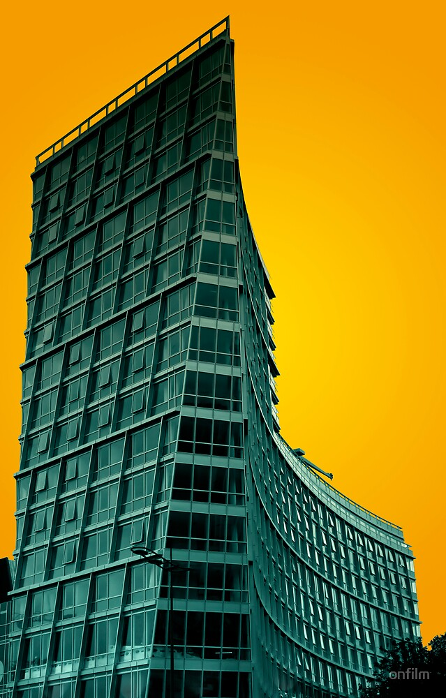 Tower block by onfilm