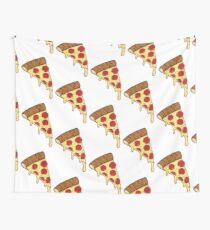 Slice of pizza Wall Tapestry