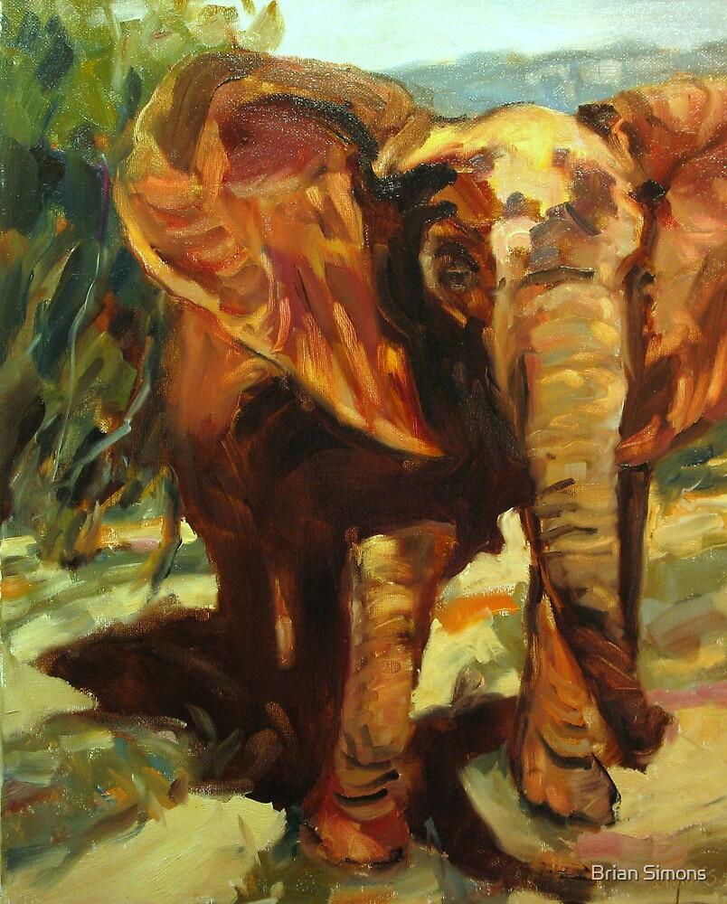ELEPHANT by Brian Simons