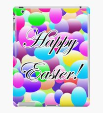 Happy Easter Dark iPad Case/Skin
