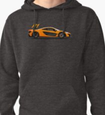 The P1 Supercar Pullover Hoodie