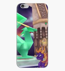 The Adventure Begins... Spyro the Dragon iPhone Case