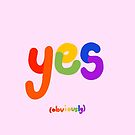 Yes (obviously) by celestenjoo