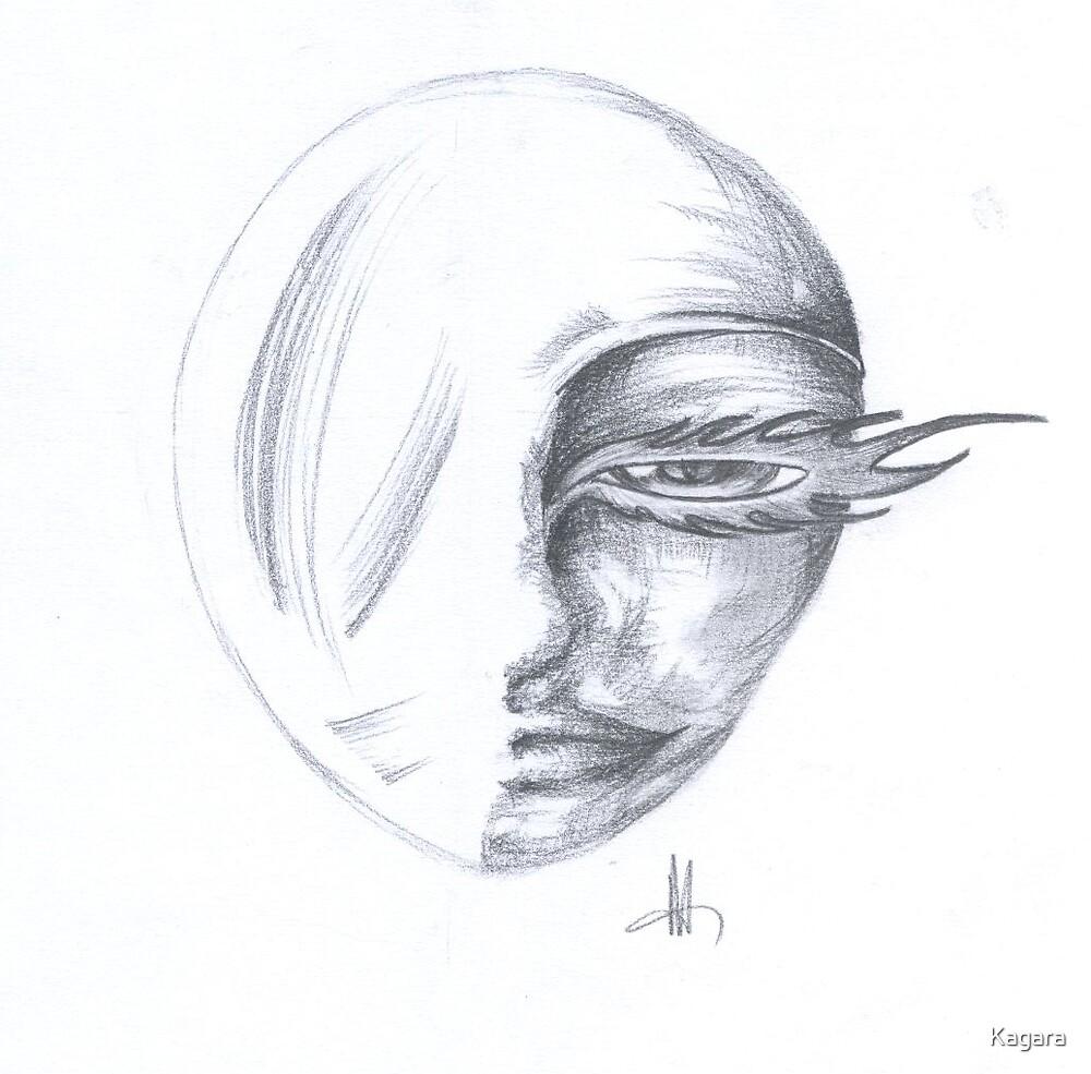 Mask #06 by Kagara