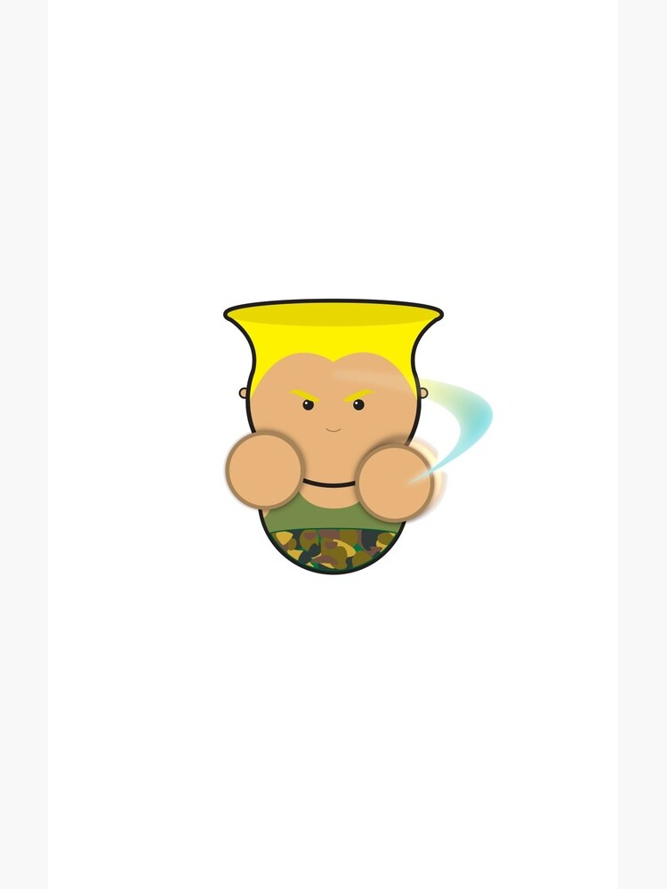 Guile by ProPaul
