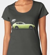 The Classic 240Z Women's Premium T-Shirt