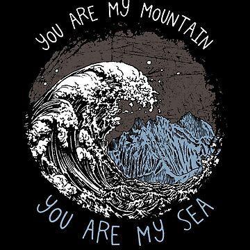 Mountain Sea by mtbiffy