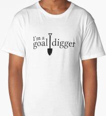 Goal Digger Long T-Shirt