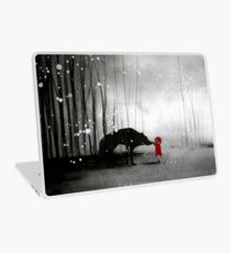 Little Red Riding Hood ~ The Fisrt Touch  Laptop Skin