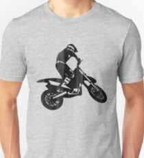 Dirt Bike Motocross Supercross Design T-Shirt