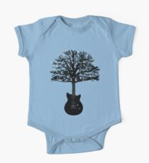 The guitar tree One Piece - Short Sleeve
