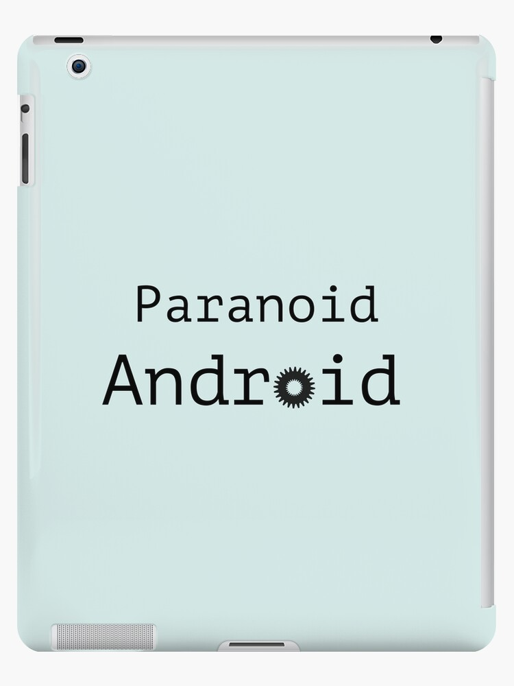 Paranoid Android by MissCellaneous