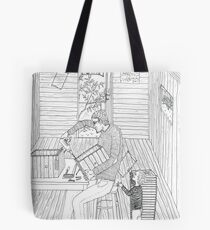 beegarden.works 008 Tote Bag