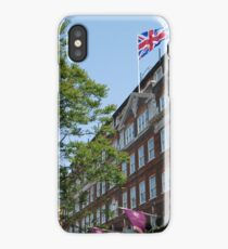 God Save the Goring iPhone Case/Skin