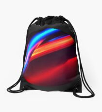 Neon Super Drawstring Bag