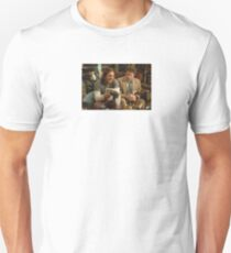 Pineapple express Seth Rogen and James Franco Unisex T-Shirt