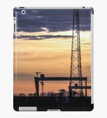 Belfast Sunset iPad Case/Skin