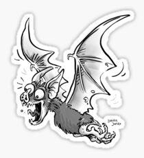 CORNIBUS FLEDERMAUS Sticker