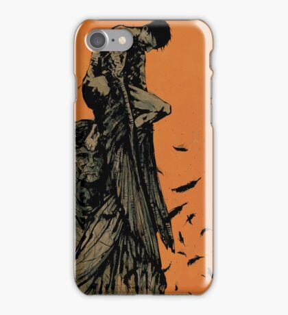 Catch Those That Fall At My Feet iPhone Case/Skin