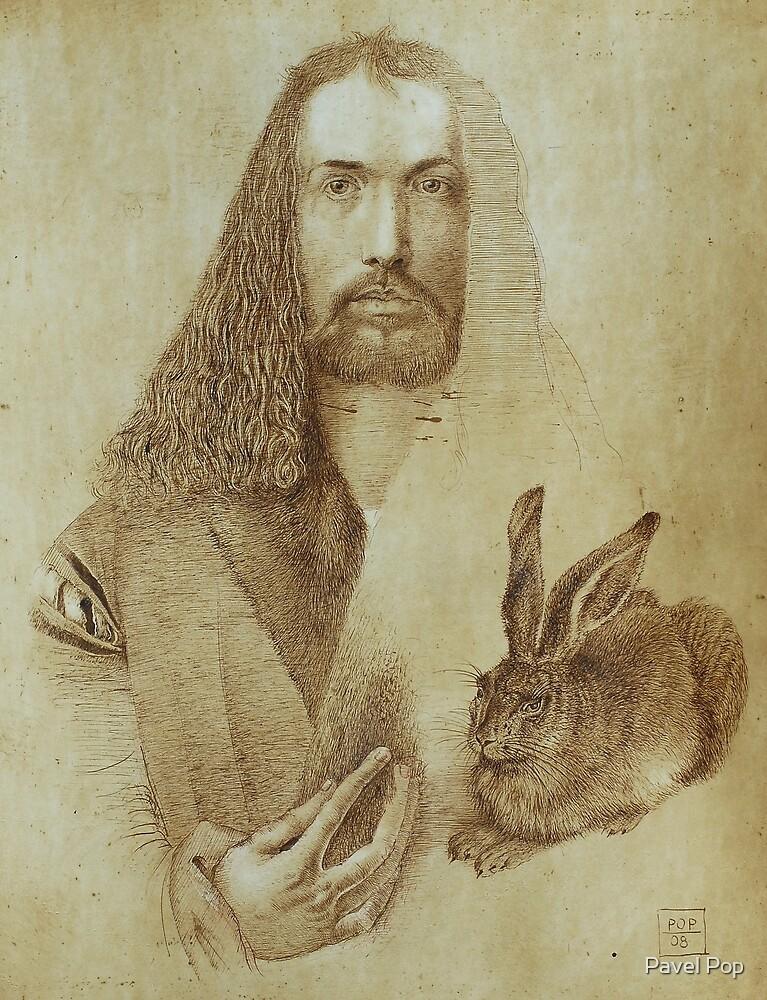 """""""Albrecht Dürer"""" by Pavel Pop"""