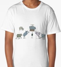 android dream Long T-Shirt