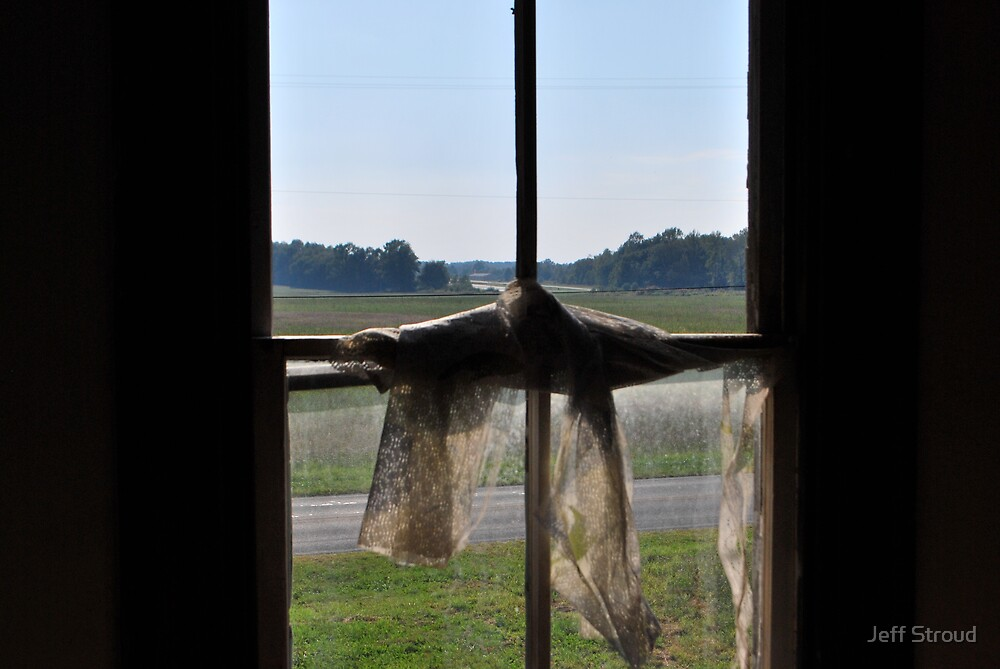 tangled curtain by Jeff stroud