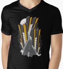 Night in the City Men's V-Neck T-Shirt