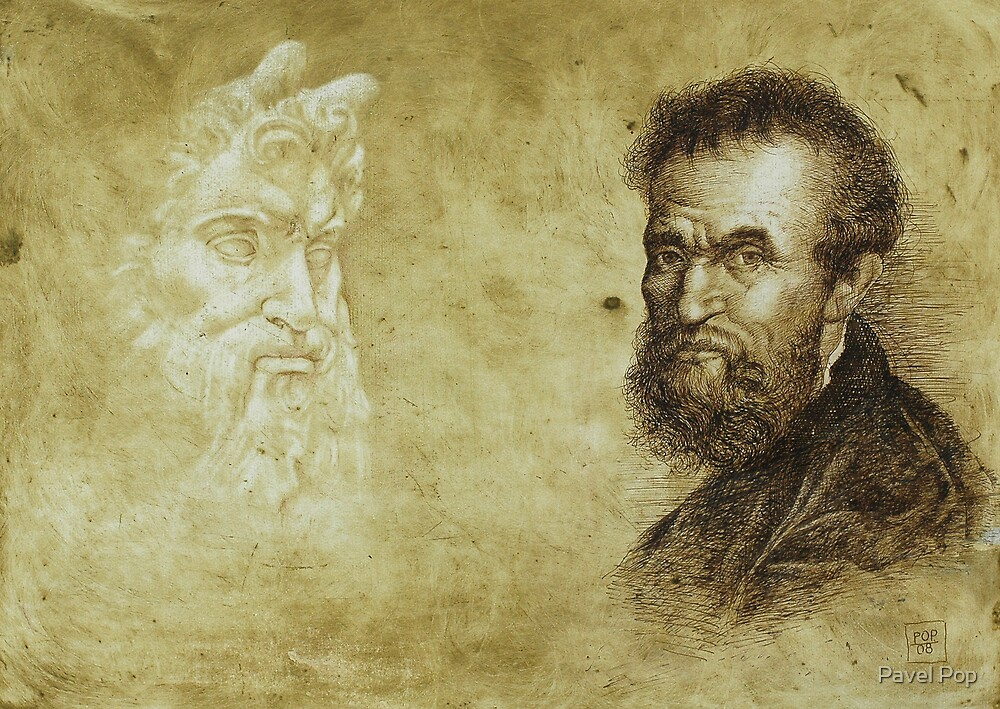 """Michelangelo"" by Pavel Pop"