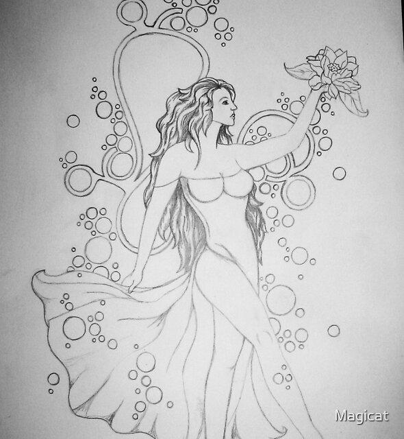 Lady #1 by Magicat