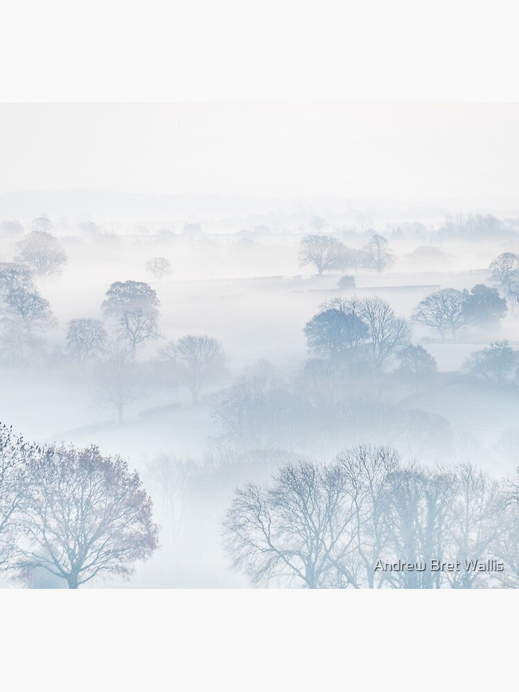 Ethereal Morning Mist by ernest123