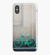 Green Cycle iPhone Case