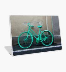 Green Cycle Laptop Skin