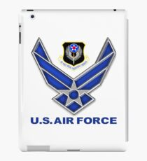 AFSOC Crest With The Air Force Symbol iPad Case/Skin