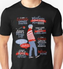 BTS Suga Quotes Unisex T-Shirt
