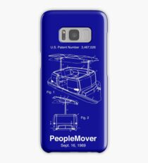 PeopleMover Patent People Mover Samsung Galaxy Case/Skin