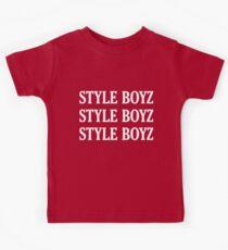 Style Boyz Kids Tee