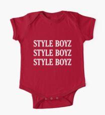 Style Boyz One Piece - Short Sleeve